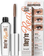 Parfums et Produits cosmétiques Base de mascara brune - Benefit They're Real Tinted Lash Primer