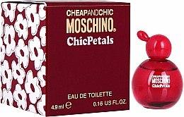 Parfums et Produits cosmétiques Moschino Cheap And Chic Chic Petals - Eau de Toilette (mini)