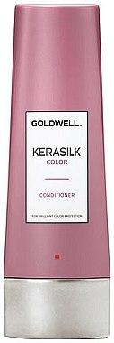 Après-shampooing pour cheveux colorés - Goldwell Kerasilk Color Conditioner — Photo N2