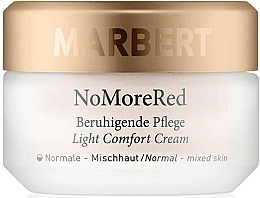 Parfums et Produits cosmétiques Crème apaisante pour visage - Marbert Anti-Redness Care NoMoreRed Light Comfort Cream