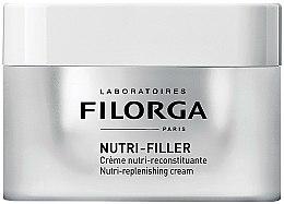 Parfums et Produits cosmétiques Crème à l'huile d'amande douce pour visage - Filorga Nutri-Filler Replenishing Cream