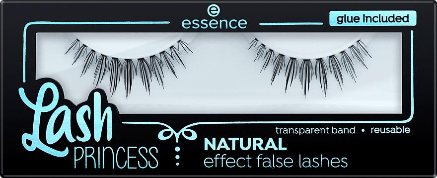 Faux cils - Essence Lash Princess Natural Effect False Lashes — Photo N1