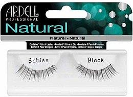 Parfums et Produits cosmétiques Faux-cils - Ardell Natural Babies Black