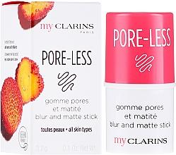 Parfums et Produits cosmétiques Stick matifiant les pores du visage - Clarins My Clarins Pore-Less Blur And Matte Stick