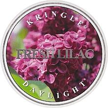 Parfums et Produits cosmétiques Bougie parfumée - Kringle Candle Fresh Lilac
