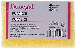 Parfums et Produits cosmétiques Pierre ponce, 9990, jaune - Donegal