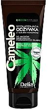 Parfums et Produits cosmétiques Après-shampooing à l'huile de chanvre - Delia Cosmetics Cameleo Green Conditioner