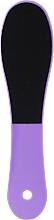 Parfums et Produits cosmétiques Râpe à pieds, double face, violet - Inter-Vion