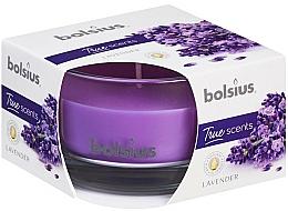 Parfums et Produits cosmétiques Bougie parfumée Lavande, 50x80 mm - Bolsius