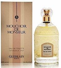 Parfums et Produits cosmétiques Guerlain Mouchoir de Monsieur - Eau de Toilette