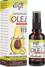 Parfums et Produits cosmétiques Huile d'avocat 100% naturelle - Etja Natural Oil