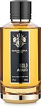 Parfums et Produits cosmétiques Mancera Gold Aoud - Eau de parfum