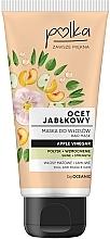Parfums et Produits cosmétiques Masque fortifiant au vinaigre de pomme pour cheveux - Polka Apple Vinegar Mask