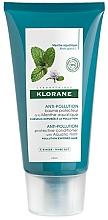 Parfums et Produits cosmétiques Après-shampooing anti-pollution à la menthe aquatique - Klorane Anti-Pollution Protective Conditioner With Aquatic Mint