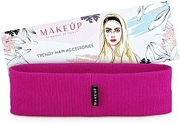 Parfums et Produits cosmétiques Bandeau pour cheveux, Be Beauty, fuchsia - MakeUp