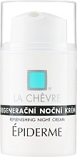 Parfums et Produits cosmétiques Crème de nuit au lait de chèvre pour visage - La Chevre Epiderme Regenerating Night Cream