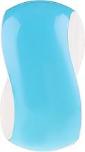 Parfums et Produits cosmétiques Brosse à cheveux, bleu-blanc - Twish Spiky 1 Hair Brush Sky Blue & White