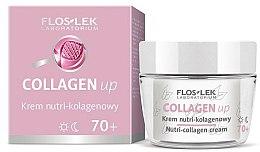 Parfums et Produits cosmétiques Crème de jour et nuit au collagène - Floslek Collagen Up Nutrii-collagen Cream 70+