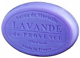 Parfums et Produits cosmétiques Savon de Marseille à l'arôme de lavande de Provence - Le Chatelard 1802 Soap Lavender