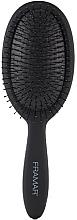 Parfums et Produits cosmétiques Brosse à cheveux démêlante, noir - Framar Detangle Brush Black To The Future