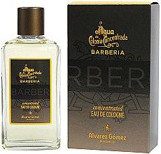 Parfums et Produits cosmétiques Alvarez Gomez Agua De Colonia Concentrada Barberia - Eau de Cologne