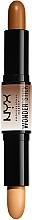 Parfums et Produits cosmétiques Stick contour double embout - NYX Professional Makeup Wonder Stick