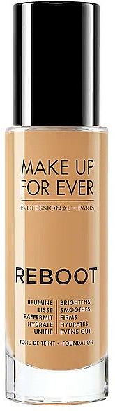 Fond de teint hydratant - Make Up For Ever Reboot Foundation