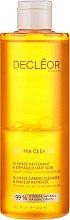 Parfums et Produits cosmétiques Lotion démaquillante et nettoyante bi-phasée - Decleor Aroma Cleanse Bi-Phase Caring Cleanser & Make Up Remover