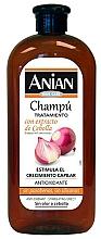 Parfums et Produits cosmétiques Shampooing à l'extrait d'oignon - Anian Onion Anti Oxidant & Stimulating Effect Shampoo