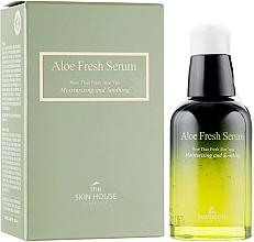Parfums et Produits cosmétiques Sérum apaisant à l'extrait d'aloe vera pour visage - The Skin House Aloe Fresh Serum