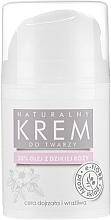 Parfums et Produits cosmétiques Crème à l'huile d'églantier pour visage - E-Fiore Wild Rose Face Cream