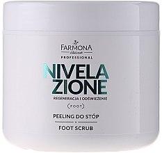 Parfums et Produits cosmétiques Gommage pour pieds - Farmona Professional Nivelazione