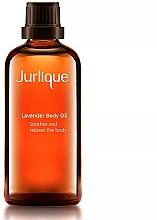 Parfums et Produits cosmétiques Huile à l'huile de lavande pour corps - Jurlique Lavender Body Oil