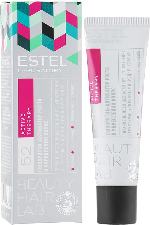 Sérum à la caféine pour cheveux - Estel Beauty Hair Lab 52 Active Therapy