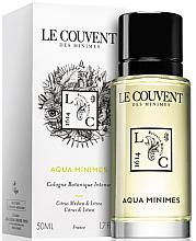 Parfums et Produits cosmétiques Le Couvent des Minimes Aqua Minimes - Eau de Cologne