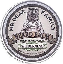 Parfums et Produits cosmétiques Baume à barbe hydratant à l'arôme de lavande et bois - Mr. Bear Family Brew Oil Wilderness
