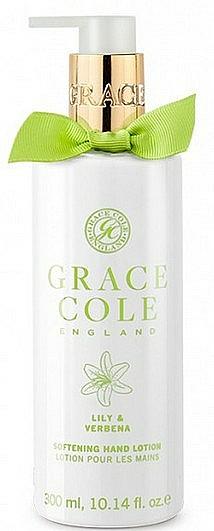 Lotion nourrissante pour mains, Lis et Vervéine - Grace Cole Lily & Verbena Hand Lotion