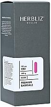 Parfums et Produits cosmétiques Sels de bain, Rose - Herbliz CBD
