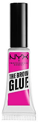 Colle à sourcils transparente - NYX Professional The Brow Glue Instant Brow Styler