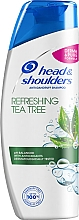 Parfums et Produits cosmétiques Shampooing à l'arbre à thé - Head & Shoulders Tea Tree Shampoo