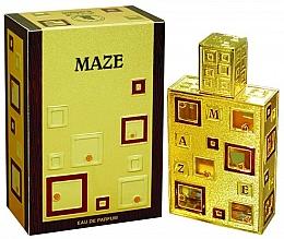Parfums et Produits cosmétiques Al Haramain Maze - Eau de Parfum