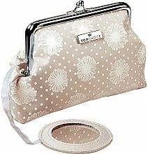 Parfums et Produits cosmétiques Trousse de toilette C&D, 97959, imprimé beige - Top Choice