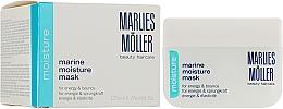 Parfums et Produits cosmétiques Masque à l'huile d'avocat pour cheveux - Marlies Moller Marine Moisture Mask