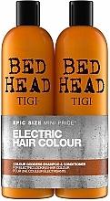 Parfums et Produits cosmétiques Tigi Bed Head Colour Goddess - Set(shampooing/750ml + après-shampooing/750ml)