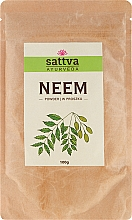 Parfums et Produits cosmétiques Poudre ayurvédique visage et cheveux Neem - Sattva