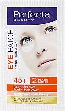 Parfums et Produits cosmétiques Patchs hydrogel au rétinol et vitamine E pour contour des yeux - DAX Perfecta Eye Patch 45+
