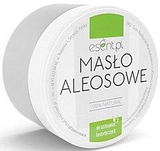 Parfums et Produits cosmétiques Beurre d'aloès 100% naturel - Esent