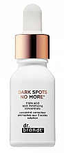 Parfums et Produits cosmétiques Concentré-correcteur aux 3 acides pour visage - Dr. Brandt Dark Sports No More Concentrate