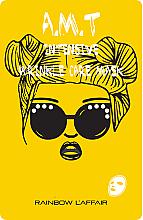 Parfums et Produits cosmétiques Masque tissu lissant pour le visage - Rainbow L'Affair K-Mask Sheet A.M.T
