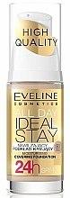 Parfums et Produits cosmétiques Fond de teint hydratant - Eveline Cosmetics All Day Ideal Stay Foundation